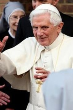 Pope Benedict XVI, courageous man who admitted he was unable to fulfill his duties. True leadership is being vulnerable