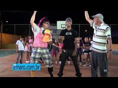 Aprenda a dançar GangStyle (Gangnam Style): Maycon ensina a Zmaro e Barnabé os passos...