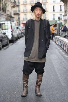 b6da5998dec paris fashion week Street Snap