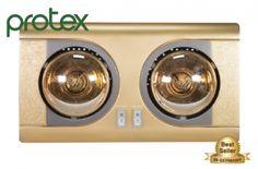Đèn sưởi nhà tắm Protex PT02 2 bóng