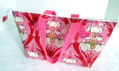 Cosmetic Storage Organizer Carry All Pouch by TheBossyCow on Etsy