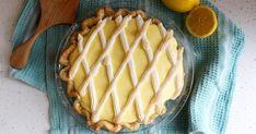 Nothing in the House: Black Bottom Lemon Pie