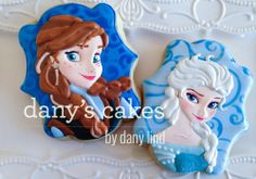 Sisters :) by Dany's Cakes      https://www.facebook.com/pages/Danys-Cakes/108399109182699