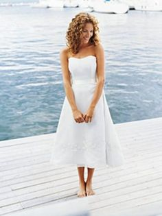 casamento na praia vestido de noiva - Pesquisa Google