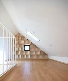 원주 W-House (박물관이 살아있다): (주)유타건축사사무소 의 서재 & 사무실