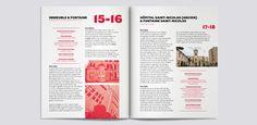100 bâtiments protégés by Nouvelle étiquette, via Behance