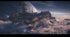 Image result for beyond good and evil 2 ship