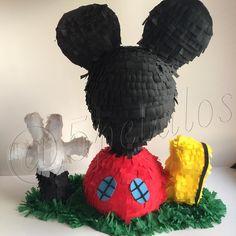 #Piñata #fiestastematicas #casademickeymouse #casademickey #MickeyMouse