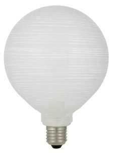 Designad glaslampa 79:-