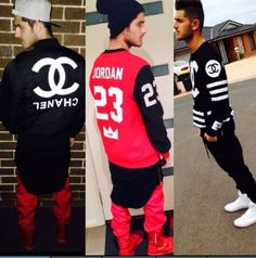 Swagg dope fits for men
