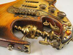 Scott Topic: Steampunk + Guitar = Fantastronomical Win