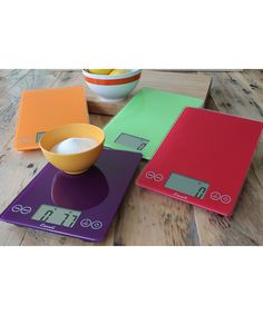 Overly Orange Arti 15-Lb. Digital Kitchen Scale | Daily deals for moms, babies and kids