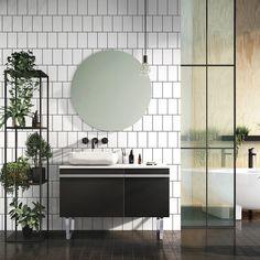 Subtelna i jednocześnie wyrazista stylistyka o napiętych liniach to bezpośredni atrybut serii Moody. ---------------------------------------------------  #moody @elitameble #szafka #łazienkowa #homedecor #black #white #salonhoff #ilovehoff Mirror, Bathroom, Furniture, Home Decor, Washroom, Decoration Home, Room Decor, Mirrors, Home Furnishings