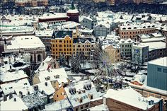 Riga, Latvia--where I spent the most romantic 36 hours of my life!