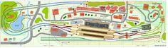 n gauge track plans - Google Search