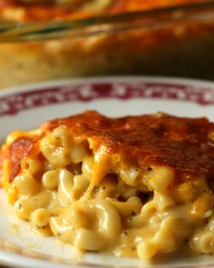 5-Cheese Mac 'n' Cheese by Lawrence Page