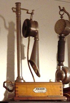 Téléphone Wich de 1920