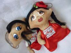 Куклёнки от Алёнки: Козачки