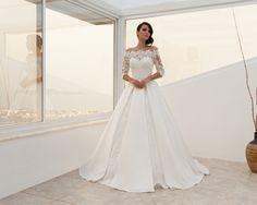 askılı dantelli gelinlikler-dantelli gelinlik modelleri 2016-nova bella gelinlik nişantaşı istanbul