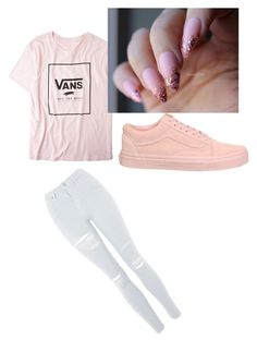 """""""Untitled #11"""" by elicanada15 on Polyvore featuring Vans and Topshop"""