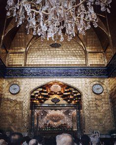 Door To The Tomb Of Abbas Ibn Ali