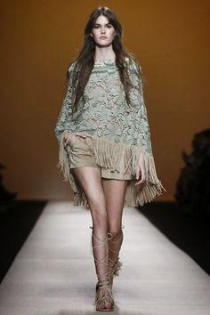 ALBERTA FERRETTI - Spring Summer 2015 - Milan Fashion Week
