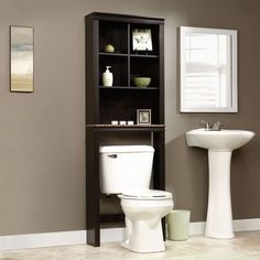Bathroom Cabinets Above Toilet bathroom cabinet over toilet storage shelves wall towels bath