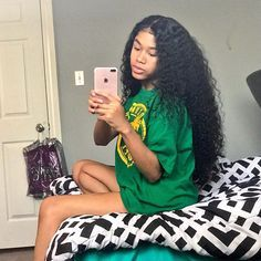 JinglesHair Brazilian Deep Wave With Closure Deep Curly 3 Bundles With Closure Virgin Remy Human Hair Extensions Black Girl Short Hairstyles, Black Hairstyles With Weave, Weave Hairstyles, African Hairstyles, Protective Hairstyles, Best Human Hair Wigs, Remy Human Hair, Human Hair Extensions, Weave Extensions
