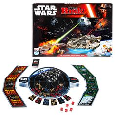 Star Wars The Force Awakens Risk Game - Hasbro - Star Wars - Games at Entertainment Earth