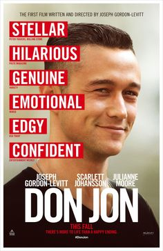 See Channing Tatum in Joseph Gordon-Levitt's 'Don Jon' This Weekend!