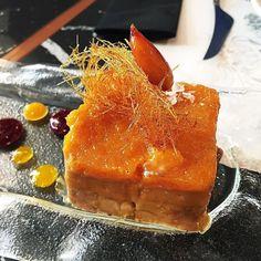 Riquísimo y un acierto el Turrón de foie de @eltragasevilla #muyfan
