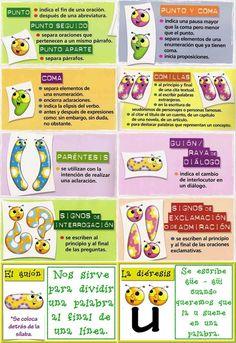 Reglas de los signos de puntuación                                                                                                                                                                                 Más