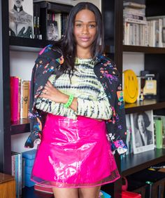 Inside The Super-Fly World Of Wah Nails Founder Sharmadean Reid #Refinery29