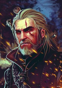Witcher - The Witcher - The Witcher Wild Hunt, The Witcher Game, Witcher 3 Art, Witcher Wallpaper, The Withcer, Best Profile Pictures, Profile Pics, The Last Wish, Knight Art