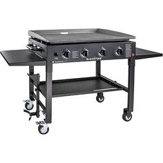 Ensemble Patio, Griddle Grill, Gas Bbq, Bbq Grill, Stainless Steel Tubing, Table Accessories, Griddles, Outdoor Cooking, Steel Frame