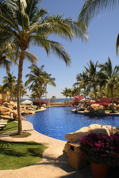 ❥Stayed at the Melia Cabo Real in Los Cabos Mexico...Love that Resort and went into Cabo San Lucas for shopping and fun! Awesome Vacation!❥