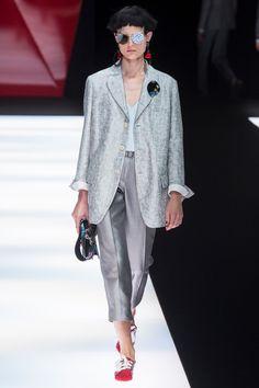 Giorgio Armani, Весна-лето 2018, Ready-To-Wear, НЕДЕЛЯ МОДЫ: Милан