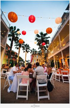 Photo Of Carillon Beach Market Street Reception