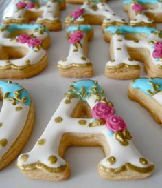 #Alphabet cookies are a great way to teach children alphabet recognition and involve them in the cooking process.