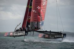 America's Cup 2013 - The Boats: AC72's in Development and Testing - from CupInfo