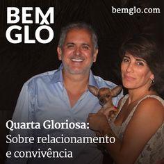 Hoje a Gloria fala sobre relacionamento, como lidar com o outro e muito mais. Confira mais uma Quarta Gloriosa! <3 #bemglo #quartagloriosa #relacionamentos