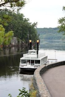 Taylors Falls Minnesota. I live really really close. I actually live in st.Croix Falls WI