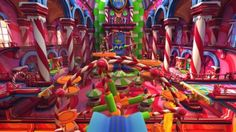 fairytale fights candy castle screenshot