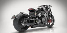 Confederate Motorcycles P51 G2 Combat Fighter : une moto au design terrifiant - Luxe.net : Le magazine du Luxe