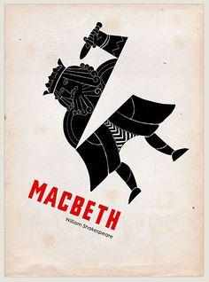 Macbeth by William Shakespeare Macbeth Book, Macbeth Play, Macbeth Poster, Macbeth William Shakespeare, Lady Macbeth, Macbeth Quotes, The Scottish Play, British Literature, Design Museum