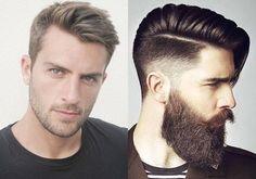 Como cortar um cabelo masculino