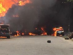 Ascon Oil Company confirms Fire outbreak, releases statement on the Lekki fire today | horshaw's Blog