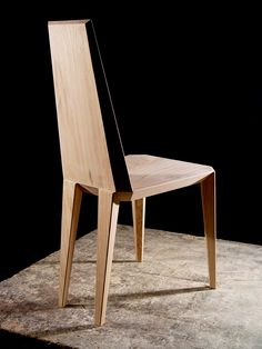 Chair from Origami collection