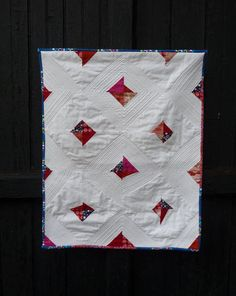 materials and method: $1.25 Quilt