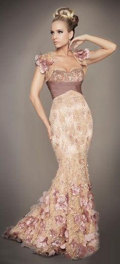 Mac Duggal Mermaid Gown